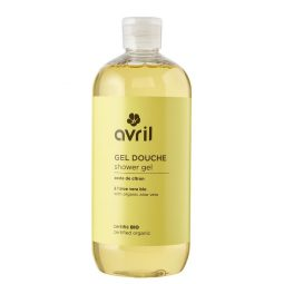 Gel douche - Zeste de citron