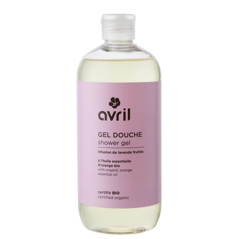 Gel douche Infusion de lavande fruitée - Avril