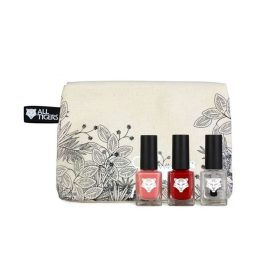 Coffret 3 vernis - All Tigers
