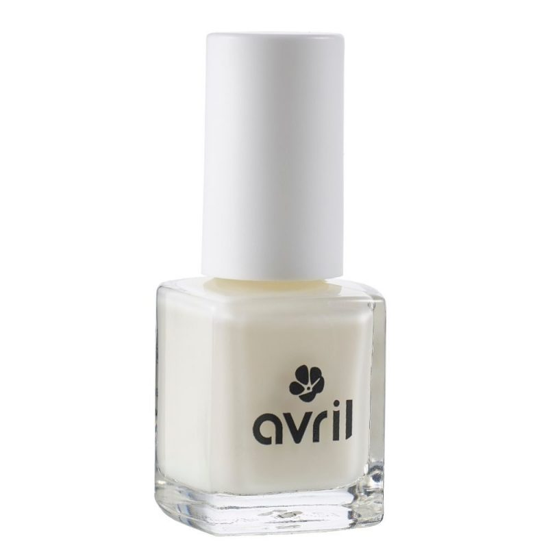 Vernis blanchisseur - Avril